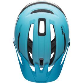 Bell Sixer MIPS Cykelhjelm, ridgeline matte bright blue/black